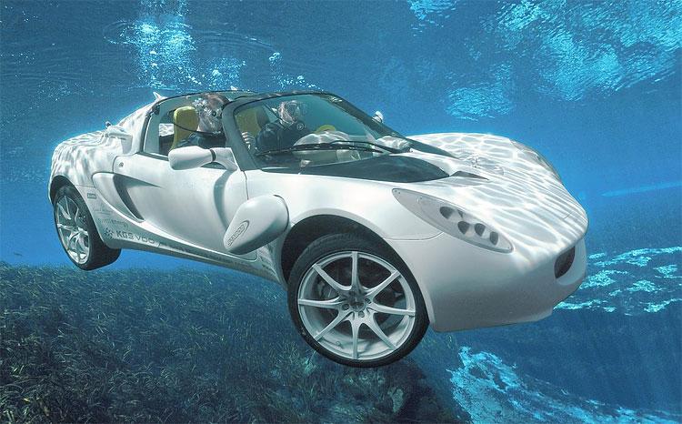 16 sQuba   Underwater Concept Car