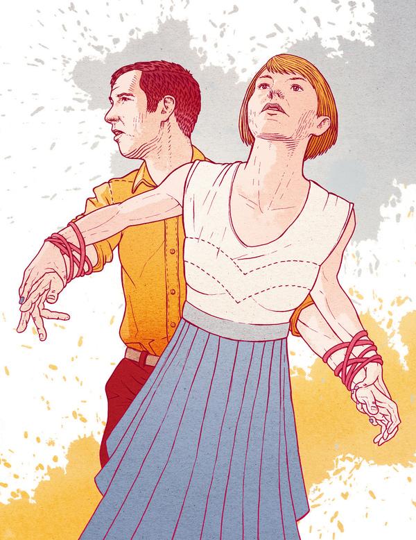 333 6a Illustrations by Bartosz Kosowski