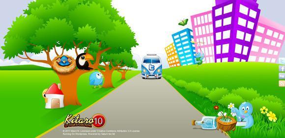 5.website footer design 40 Inspirational And Creative Website Footer Designs