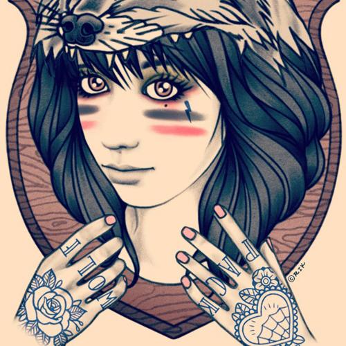 Beautiful Illustrations By Rik Lee 1 Rik Lee — Beautiful Illustrations