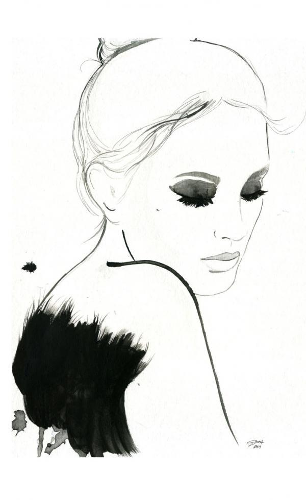 Jessica Durrant 2600 979 Fashion Illustrations by Jessica Durrant