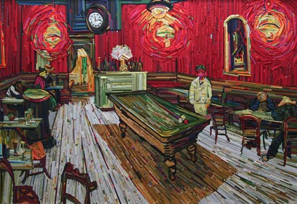 LKH4 Paintings by Lee Hak Kyu