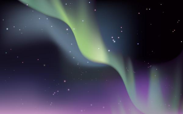 Make an Aurora Borealis Design in Illustrator 16 Amazing Illustrator Wave Style Tutorials