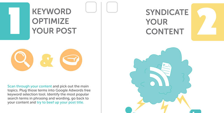 Simple Steps to Promote Your Blogs1 10+ Simple Steps to Promote Your Blog [Infographic]