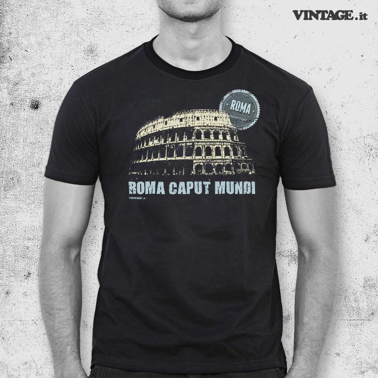 VINTAGE Cities Rome Rome t shirt