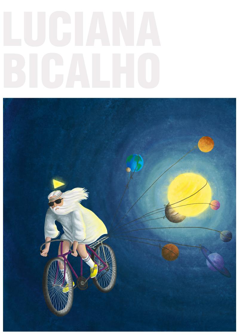 album 011 Álbum, Bicycle journeys*