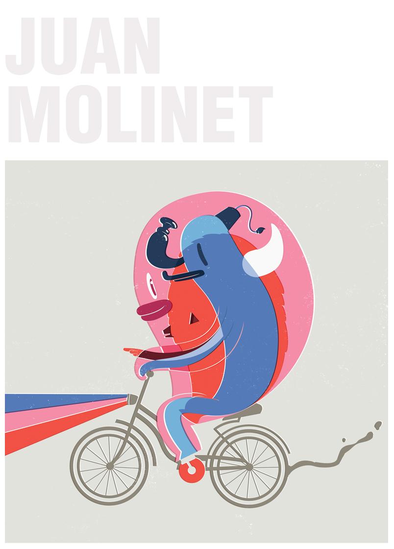 album 021 Álbum, Bicycle journeys*