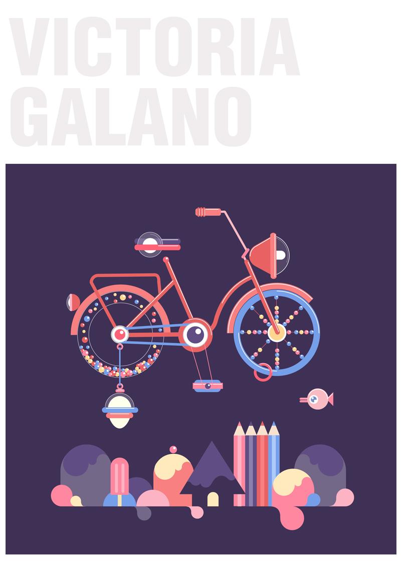 album 03 Álbum, Bicycle journeys*