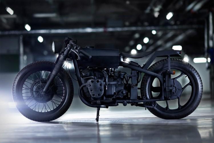bandit9 nero motocycle xl 750x500 Bandit9 Nero Motorcycle