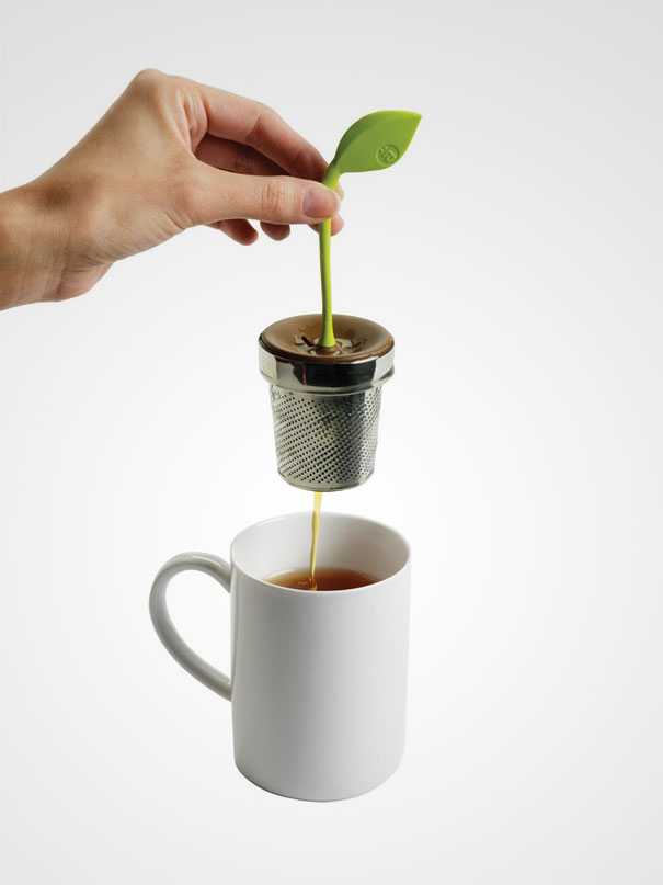 creative tea infusers 2 3 Cool and Creative Tea Infusers