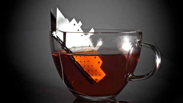 creative tea infusers 4 Cool and Creative Tea Infusers