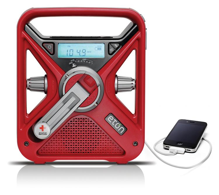 eton frx3 Emergency Smartphone Charger