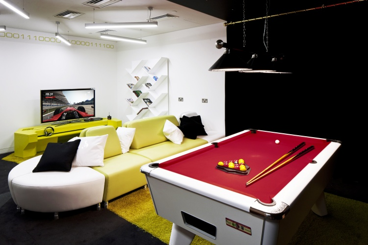 home 7 Google's London Offices