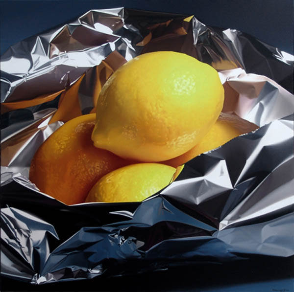 i1a109 Ultrarealistic Paintings by Pedro Campos