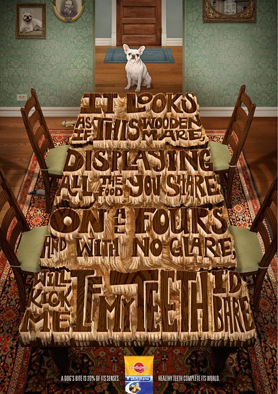 i1a110 Amazing Typographic Ads