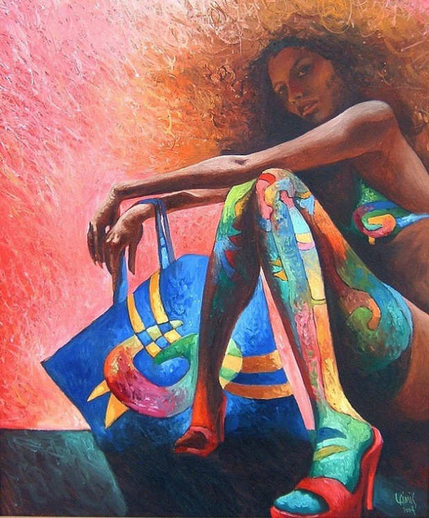 i1a79 Amazing Paintings by Laimonas Smergelis