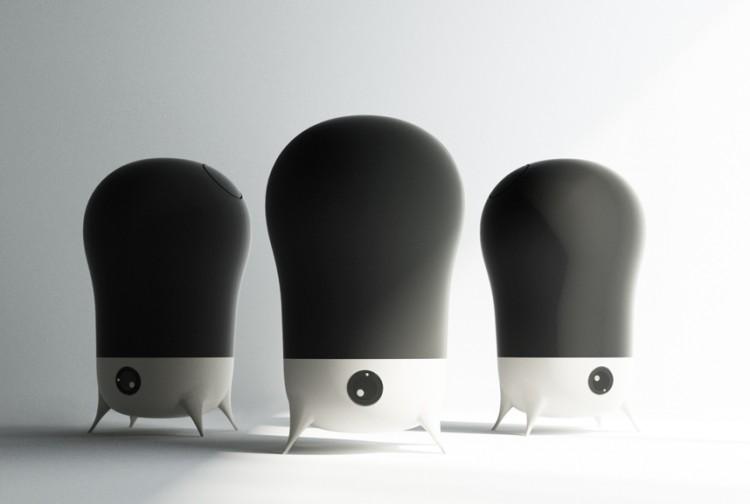 leibal alianoid minwoolee 4 750x504 Alianoid Humidifier by Minwoo Lee