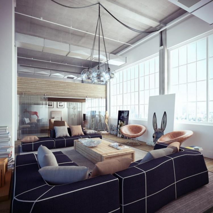 Beautiful Loft Designs » Design You Trust