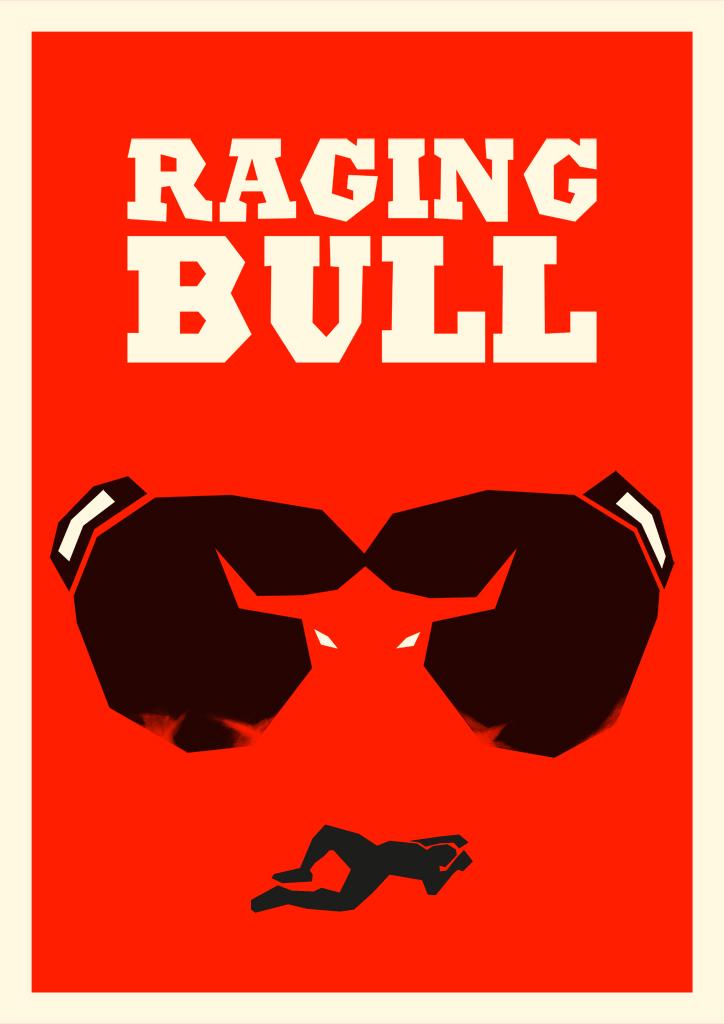 raging RAGING BULL by Rocco Malatesta