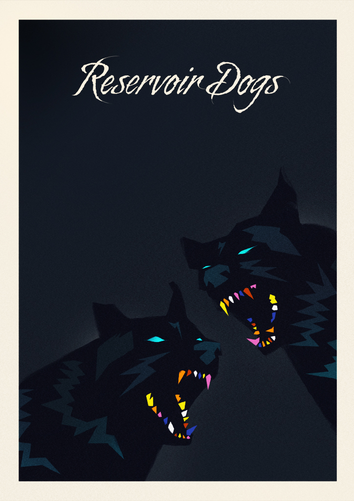 reservoir dogs Reservoir Dogs 20th Anniversary — by Rocco Malatesta
