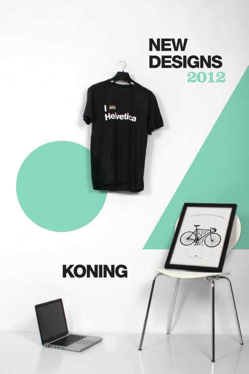 New Designs   Koning 2012