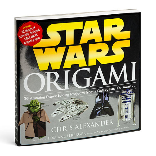 tumblr m9fmshrduT1qiqf01o1 500 Star Wars Origami