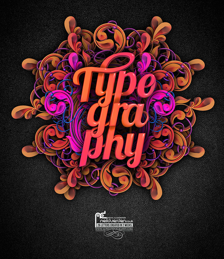 type neil duerden small dyt Alpha Typography