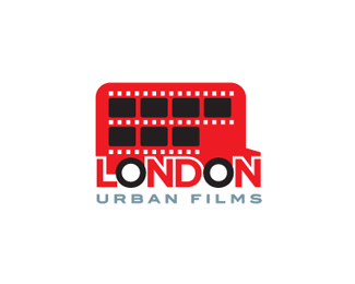 1.movie logos 45 Clever Logos With Creative Use Of Film Strip and Film Reel