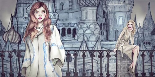 1150 Amazing Fashion Illustrations