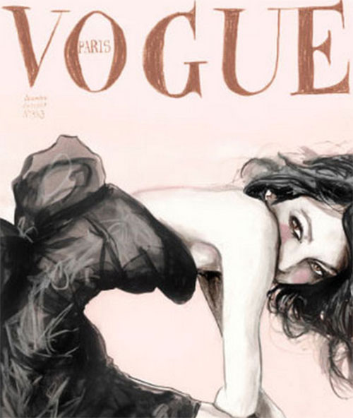 1153 Amazing Fashion Illustrations