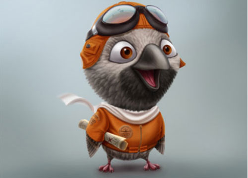 1156 30 Inspiring Character Designs from Dribbble Masters