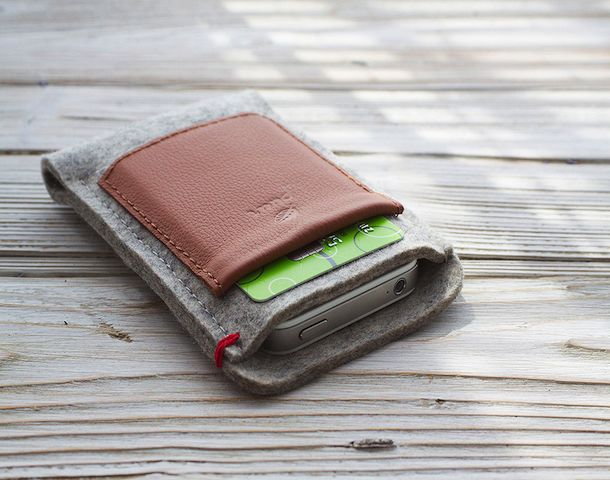 1231 iPhone Wallet Case By PuurCo