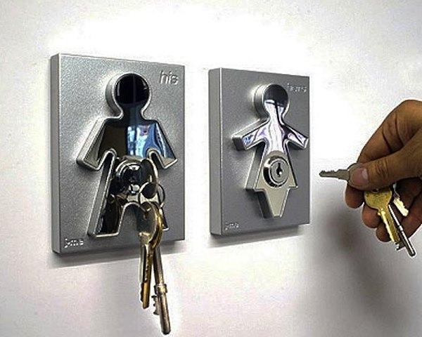 151 Couple Human Key Holders