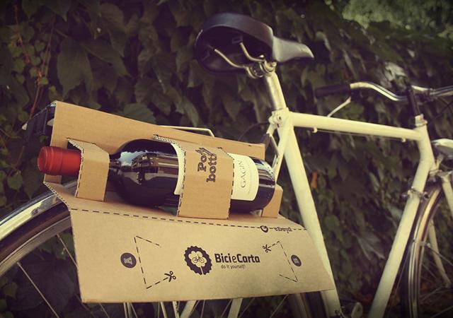 1o8 Bike and Paper by Francesca Ghigo