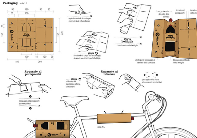 3o2 Bike and Paper by Francesca Ghigo
