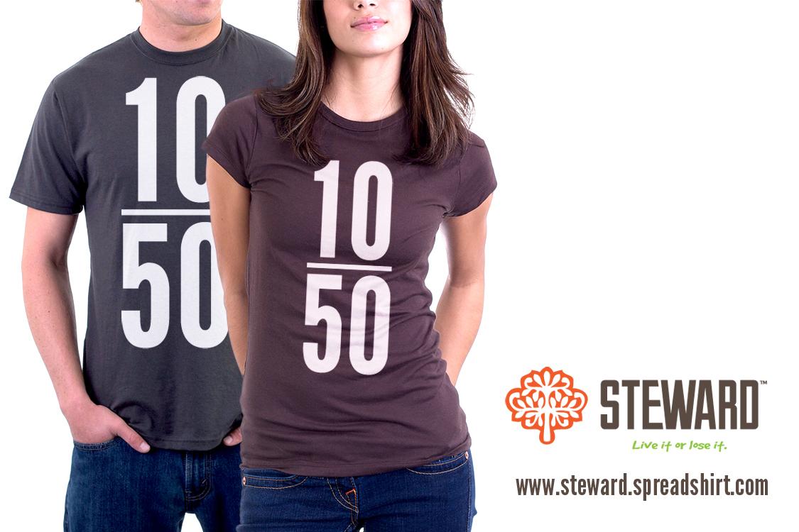 50 10 Sale 10/50   T shirts by Steward