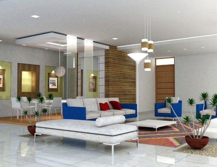 20 Beautiful Living Room Interiors Inspirations » Design You Trust ...