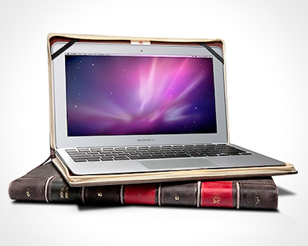 BookBook for Air 544x368px1 Twelve South Book Leather Case for Macbook