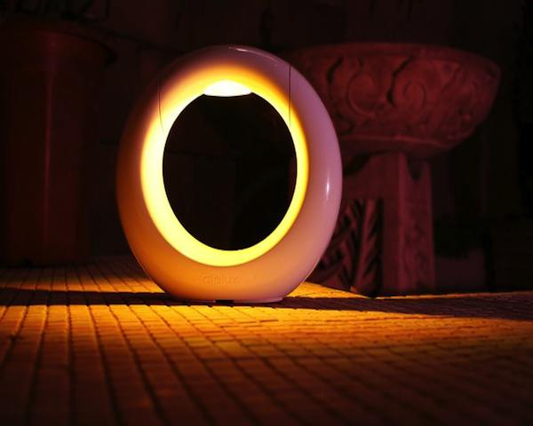 Cielux LUNE Touch LED Mood Lamp