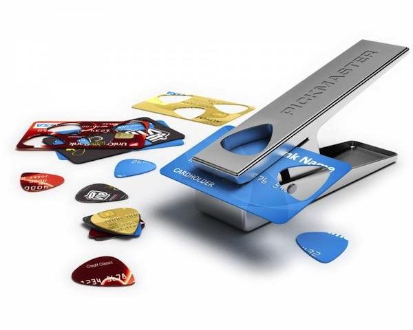 DIY Guitar Pick Punch1 DIY Guitar Pick Punch