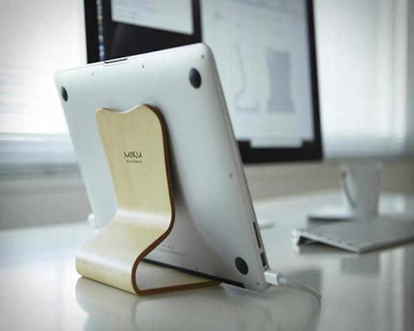 Desktop Chair for MacBook and iPad 1 Desktop Chair For iPad and MacBook