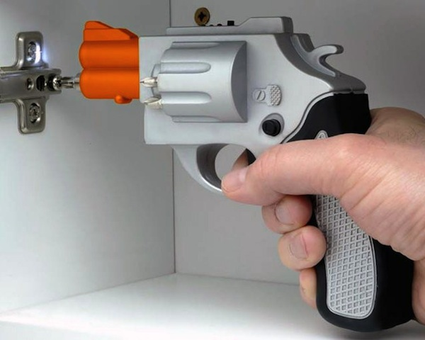 Drill Gun Power Screwdriver1 Drill Gun Power Screwdriver
