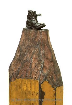 Ghetti Boot Large Awesome Pencil Sculptures By Dalton M. Ghetti