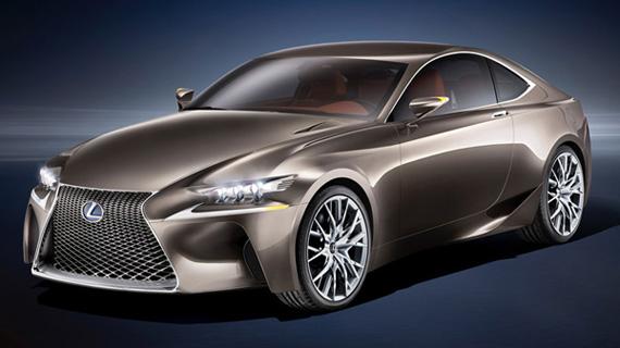 Lexus LF CC Hybrid 2 Lexus LF CC Hybrid Concept Car