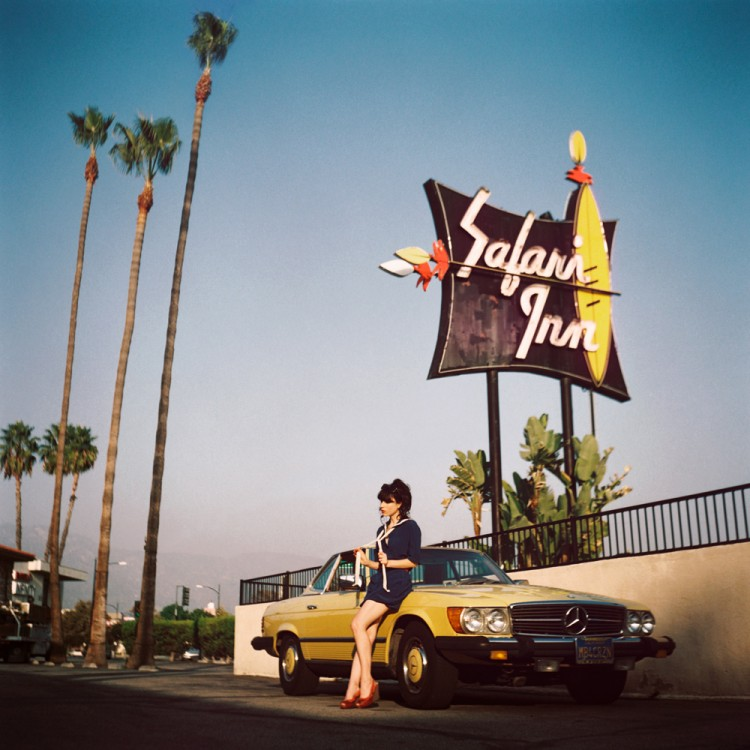 Los Angeles by Ryan Schude for Global Yodel 750x750 The Safari Inn   An iconic LA landmark   travel through a local lens