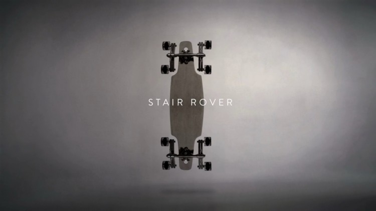 Stair Rover7 750x421 Stair Rover by Po Chih Lai