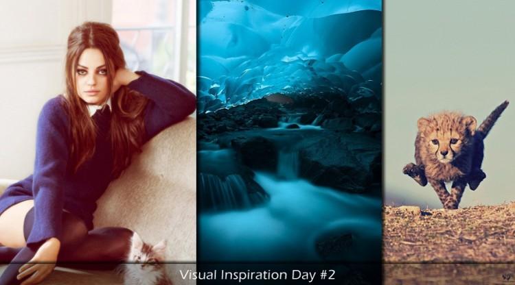 Visual Inspiration Day 2 750x416 Visual Inspiration Day #2
