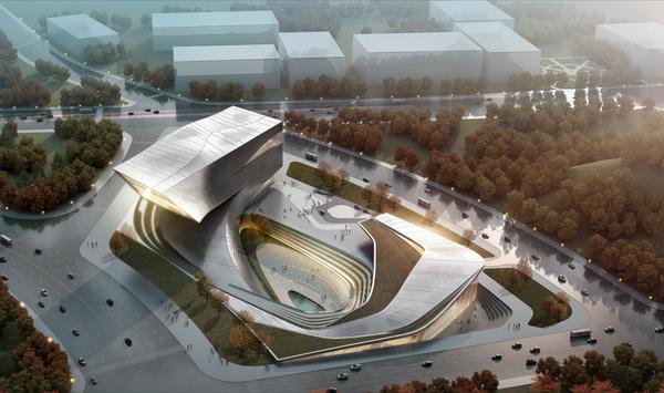 Epic Futuristic Design