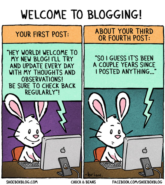 blogging Welcome to blogging