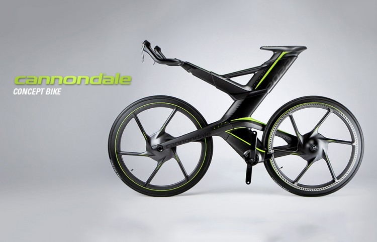 cannondale topimage 750x483 Cannondale's Chainless CERV Concept Bike Transforms as You Ride It